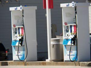 pompe bianche distributori di benzina